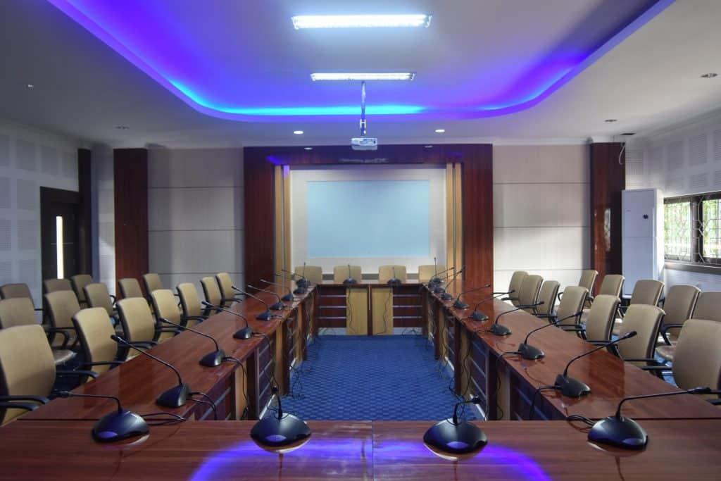 Ruang Rapat Fakultas Ilmu Budaya Unhas