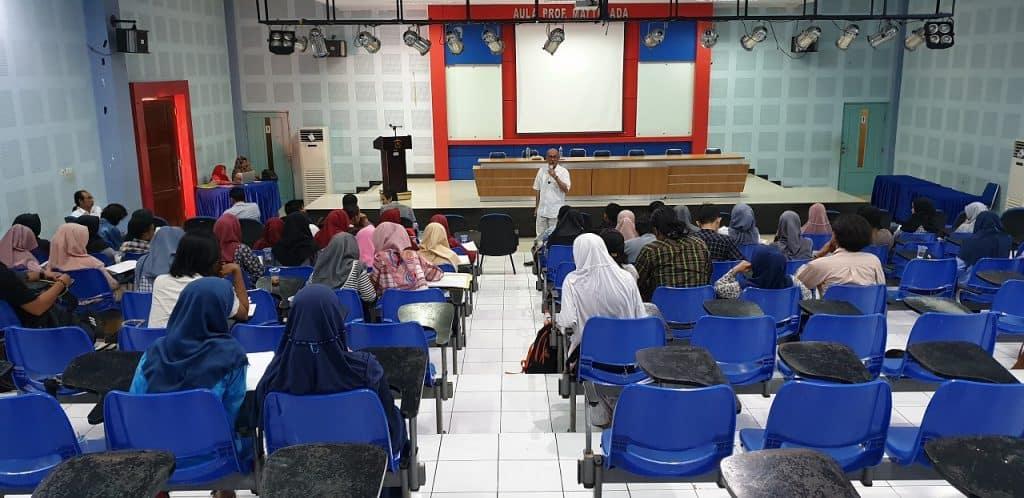 Aula Mattulada Fakultas Ilmu Budaya Universitas Hasanuddin